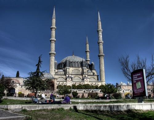 Edirne - Selimiye Camii