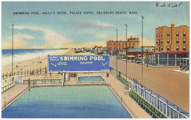 Swimming Pool Kelly 39 S Hotel Palace Hotel Salisbury Beach Mass Flickr Photo Sharing