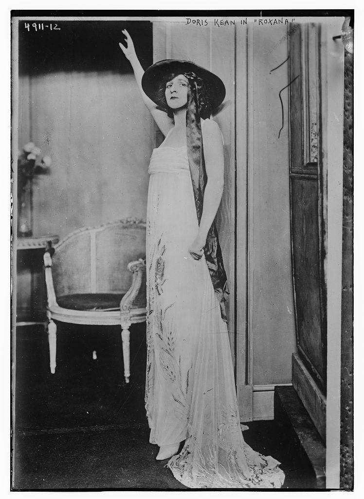 Doris Kean in