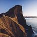 Kallur Lighthouse sunset by dataichi