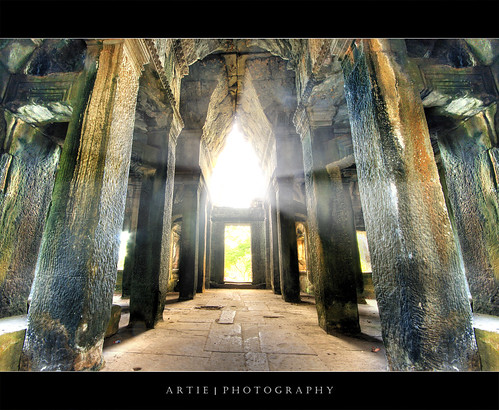 building classic stone architecture stairs photoshop canon temple ancient sandstone cambodia khmer state cs2 steps wideangle angkorwat structure symmetry handheld symmetrical 1020mm siemreap pillars hdr artie angkorvat 12thcentury 3xp sigmalens photomatix tonemapping tonemap 400d rebelxti suryavaman