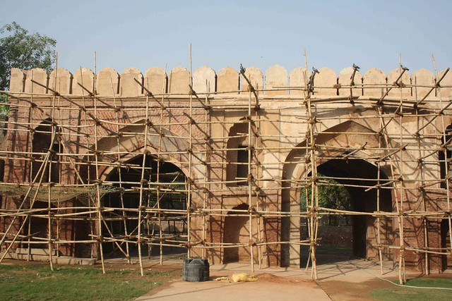 Renovating the Ruin