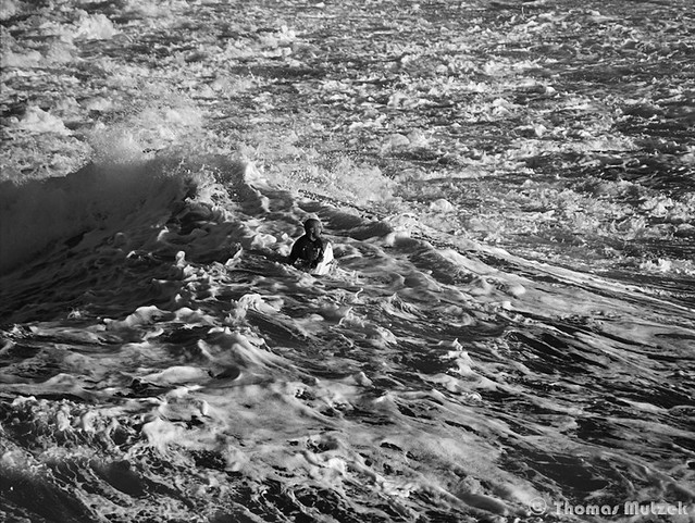 Whirlpool Surfing, Pacifica, California