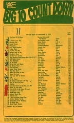 Top 40 Thanksgiving 1970
