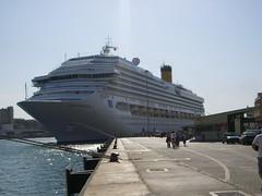 MSC Sinfonia Cruise Nov 2007 - La Valletta