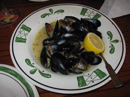 Olive Garden Copycat Recipes Mussels Di Napoli