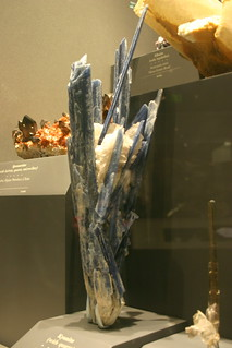 Kyanite (with quartz)