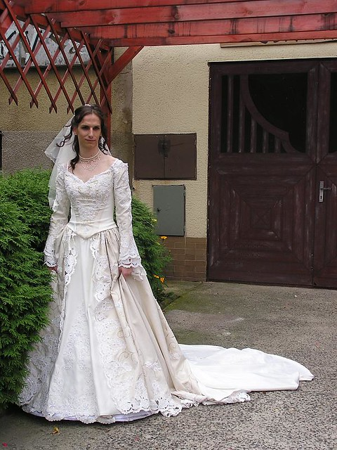 Wedding Dresses Transvestites 20