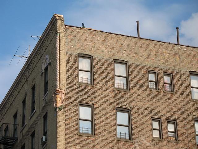 825 Gerard Avenue, across the street from Yankee Stadium
