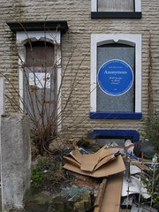 Photo of Blue plaque number 9414