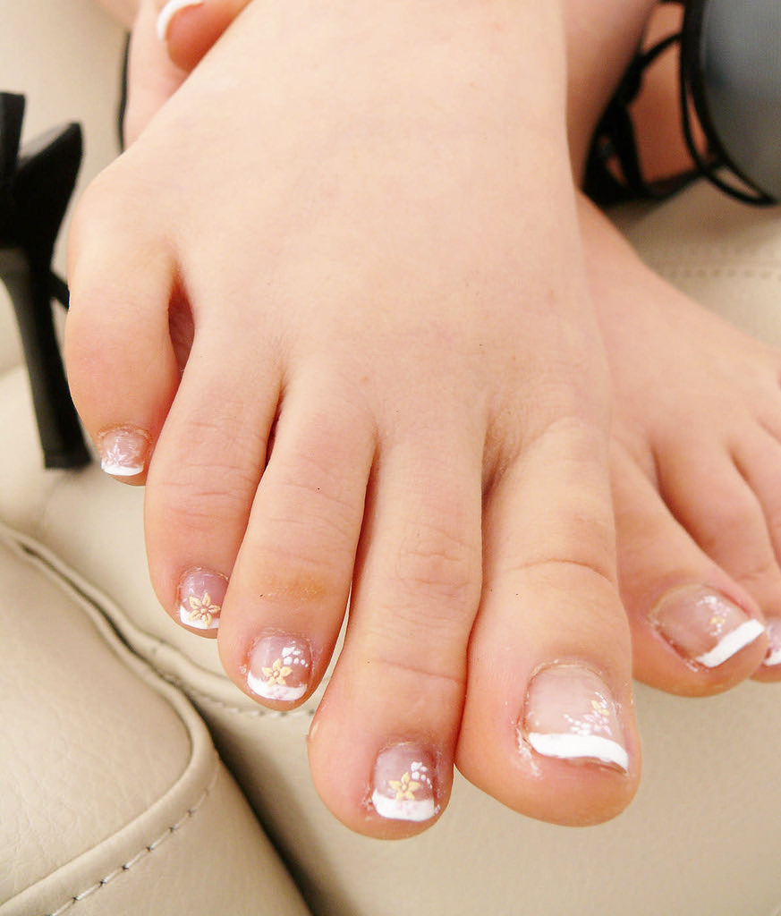 Think, what Cute feet and footjob excellent, support