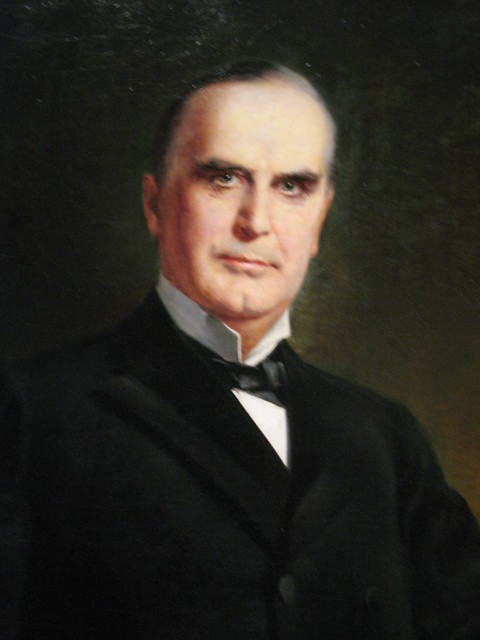 president mckinley Learn more about william mckinley's background, major accomplishments, domestic and foreign policy, and other details of his one-term presidency (1897-1901.