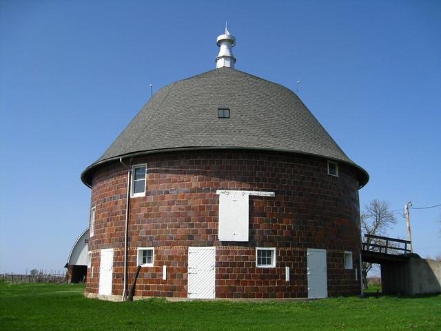 B.J. Holtkamp Round Barn