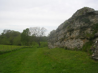 Calleva wall