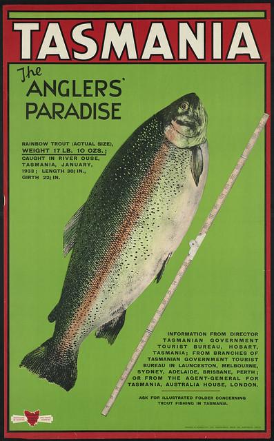 Tasmania. The anglers' paradise