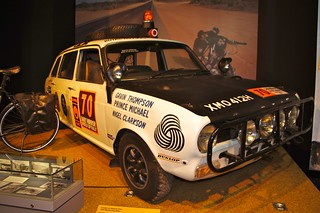 1970 Austin Maxi
