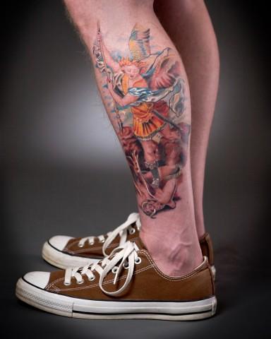 St. Michael Tattoo