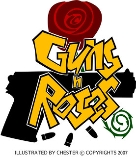 Guns N' Roses : Main Logo