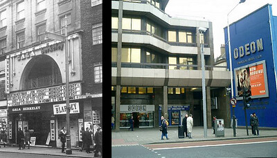 size 40 d2297 6a0f5 ... Gala Barkeley Cinema Odeon Tottenham Court Road, London   by kencta