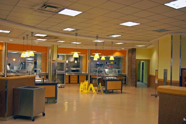 Vcu Medical Center Food Court