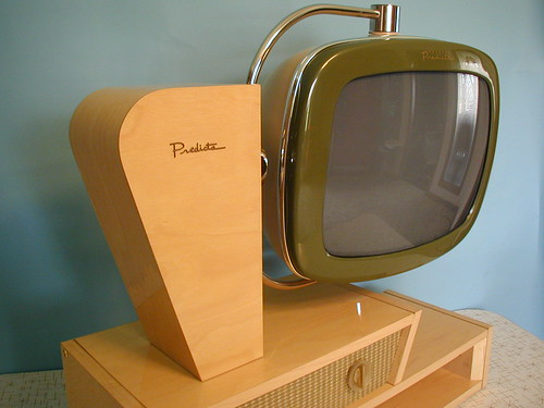 Predicta Chalet color TV | by PredictaMike