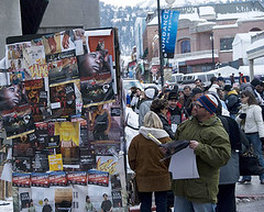 Sundance Film Festival posters