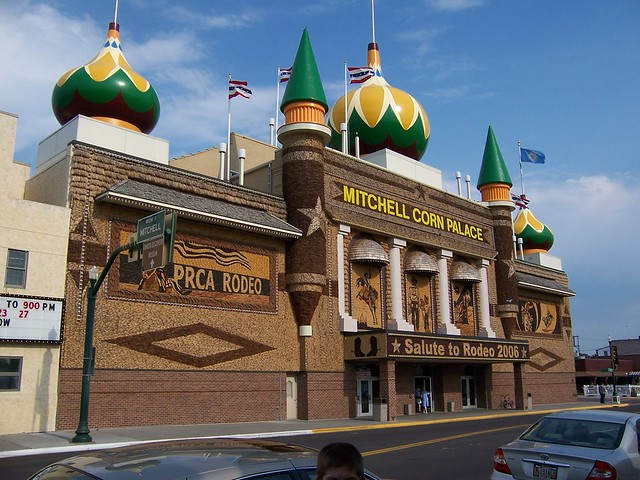 Corn palace wedding