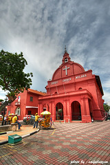Malacca - Christ Church