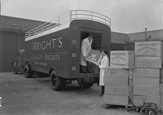 Packing Wright's Biscuits