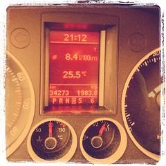 21h12 - 25,5°C