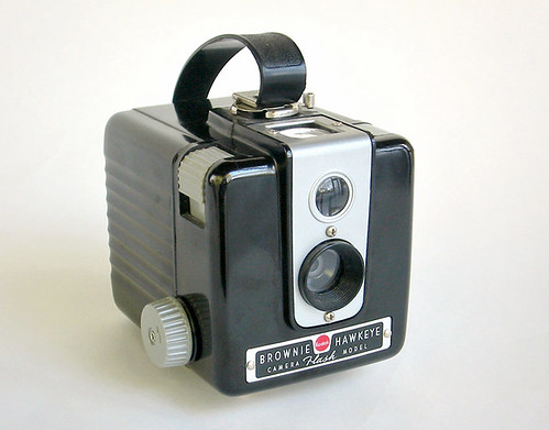 Brownie Hawkeye Flash 1960