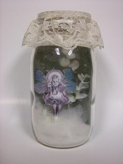 Captured Winter Fairy - Emily