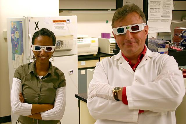 Atekelt and Albert - Lab Minions