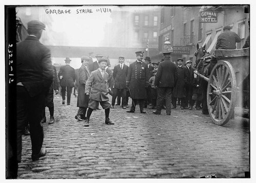 Garbage strike  (LOC)