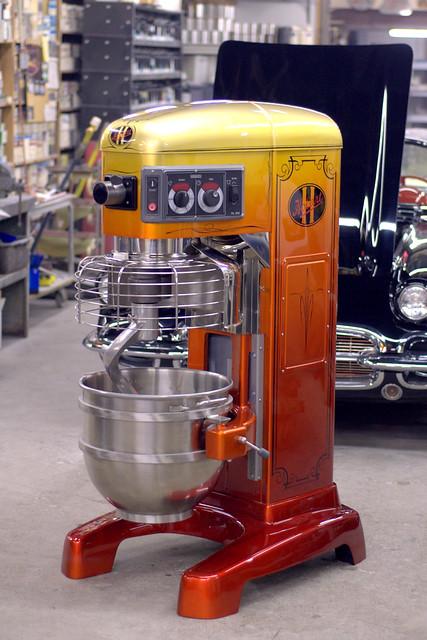 Custom Hobart Mixer Flickr Photo Sharing
