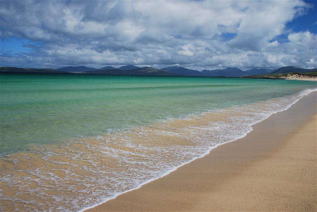 Scarista пляж