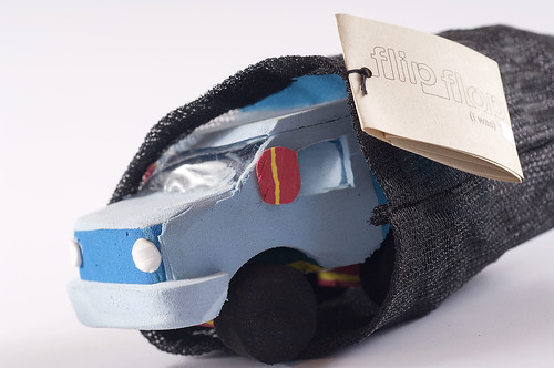 Flip-flop truck toy by uniqueco.designs (flipflopiwas), on Flickr
