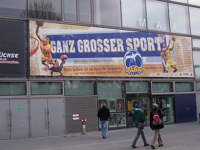 Ganz grosser Sport