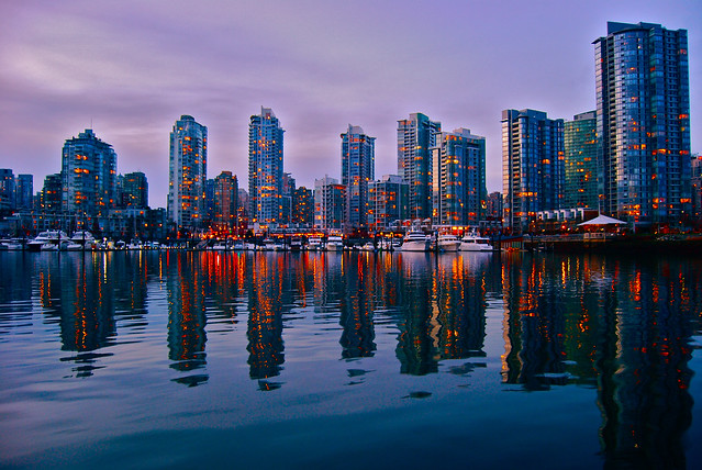 Yaletown Reflections
