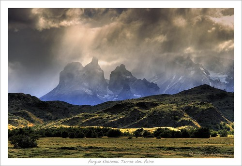 Torres del Paine vs Middle Earth