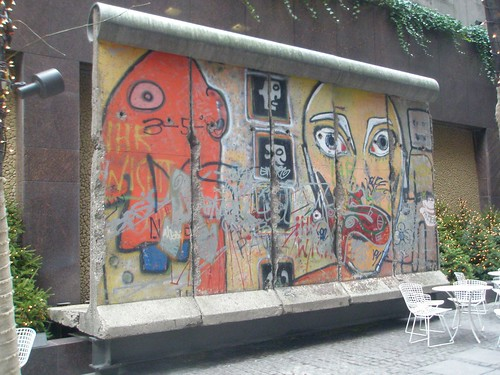 Berlin Wall New York
