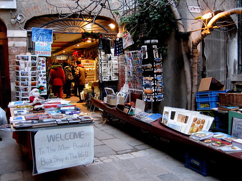Welcome to the most beautiful book shop in the world