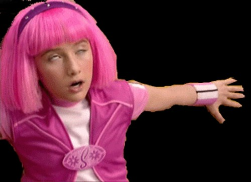 Interested lazy town sexy too hot
