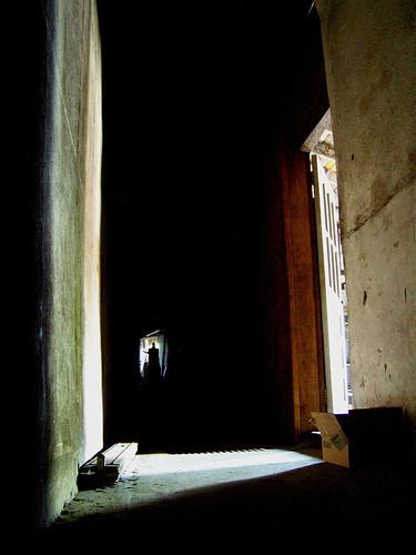 Mystery Corridor by flattop341