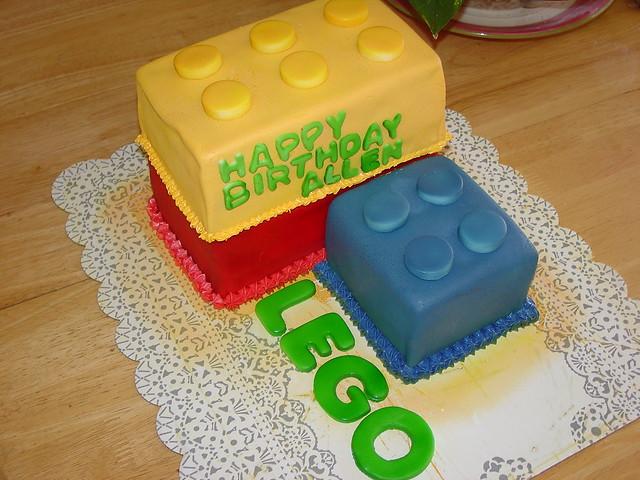 Lego Cake Charley.salas@Sbcglobal.net
