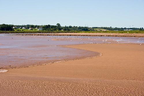 canada nova river geotagged novascotia tide scotia truro tidal tidalbore bore 5photosaday geo:lat=4537237808 geo:lon=6332420826