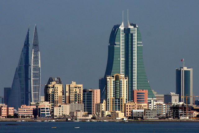 Downtown Manama