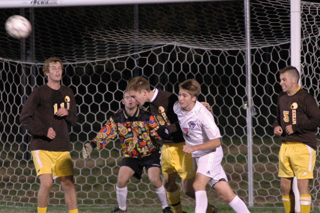 Kickapoo Chiefs Vs Glendale Falcons Flickr Photo Sharing