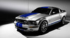 Ford Mustang Shelby Cobra GT500KR front view