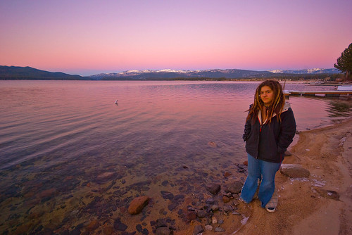 sunset water lakes idaho erica mccall payettelake